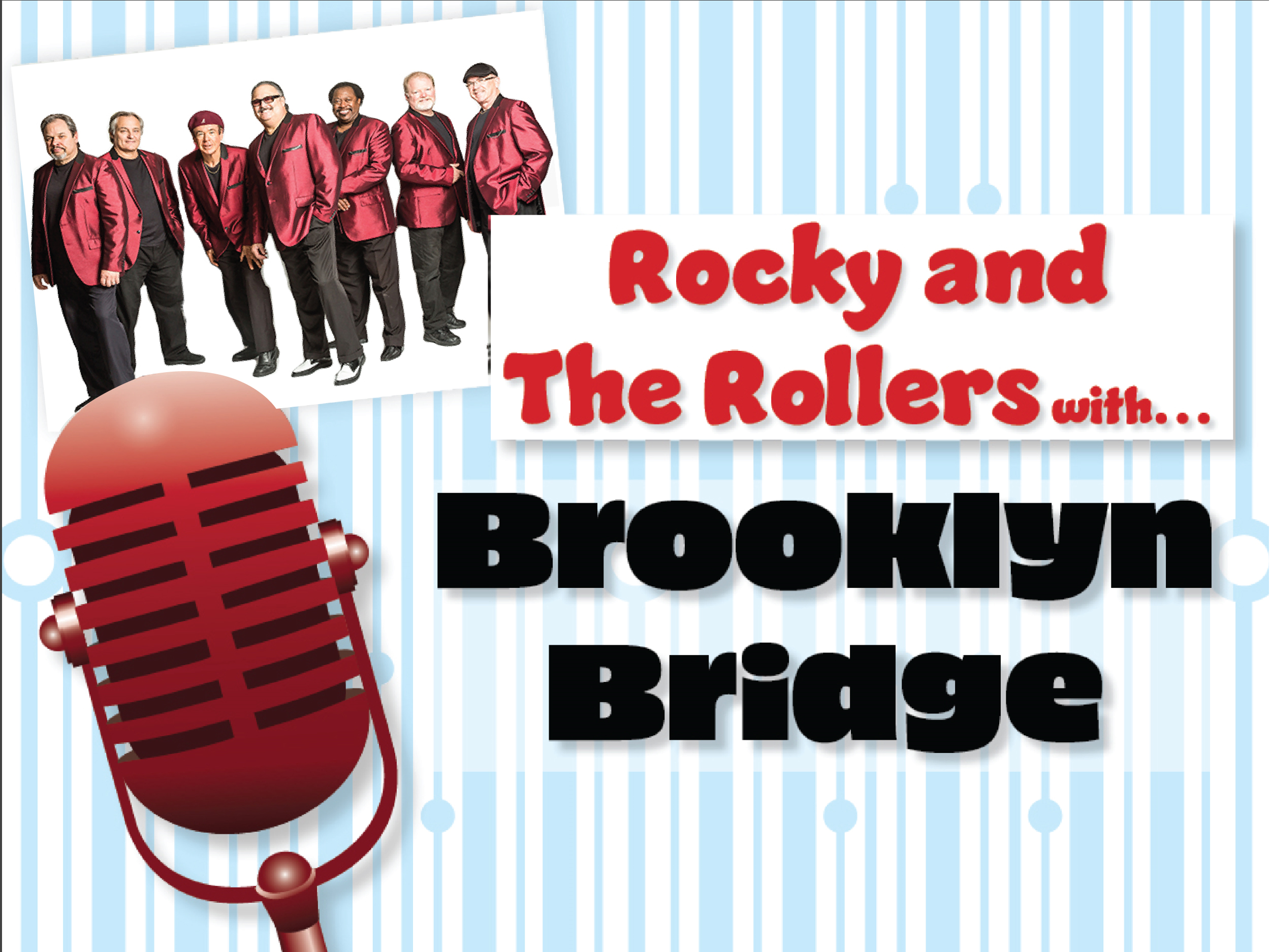 doo wop n rock series: the brooklyn bridge Image