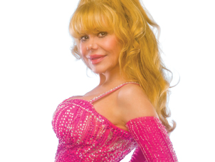 charo - up close & personal Image
