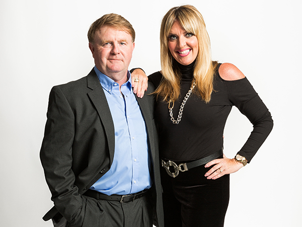 donna & dunning show Image